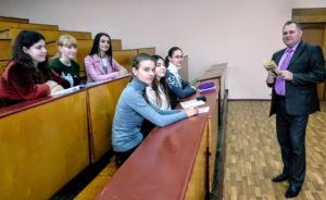 Чергове засідання студентської наукової проблемної групи