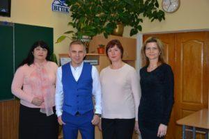 Співпраця з Вінницьким гуманітарно-педагогічним коледжем