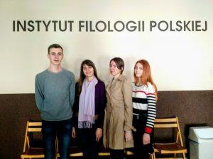 Студенти факультету української філології  розпочали навчання в Університеті імені Яна Длугоша  в Ченстохові (Республіка Польща)