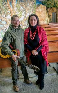 Концерт-зустріч до Дня українського добровольця