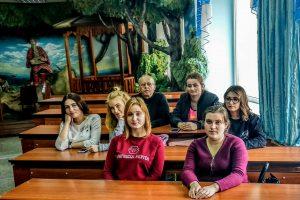 Пізнавально-виховний захід «Новруз-Байрам: культурні традиції туркменського народу»