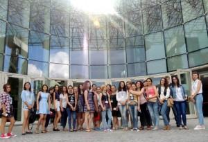 «Pollando» зустрічає іноземних студентів