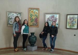 Відвідування картинної галереї