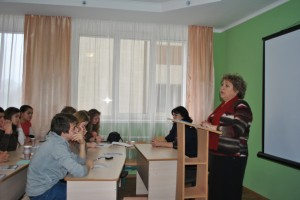 Зустріч з учителями та учнями Маньківської ЗОШ