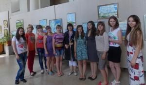 Екскурсія до Уманського художнього музею