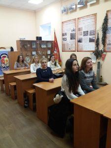 Екскурсія до музею історії університету
