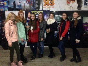 Студенти 13 групи відвідали «сторожову заставу»