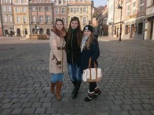 Наші студенти – учасники програми «Польсько-український молодіжний обмін»
