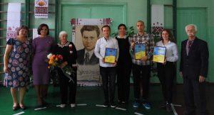 Учасники літоб'єднання – знову лауреати премії імені Федора Мицика!