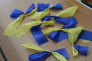 Україна свята, нездоланна ніким і ніколи