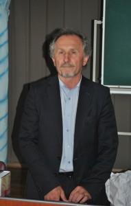 Перший курс на зустрічі з Володимиром Шовкошитним та Ольгою Сотник