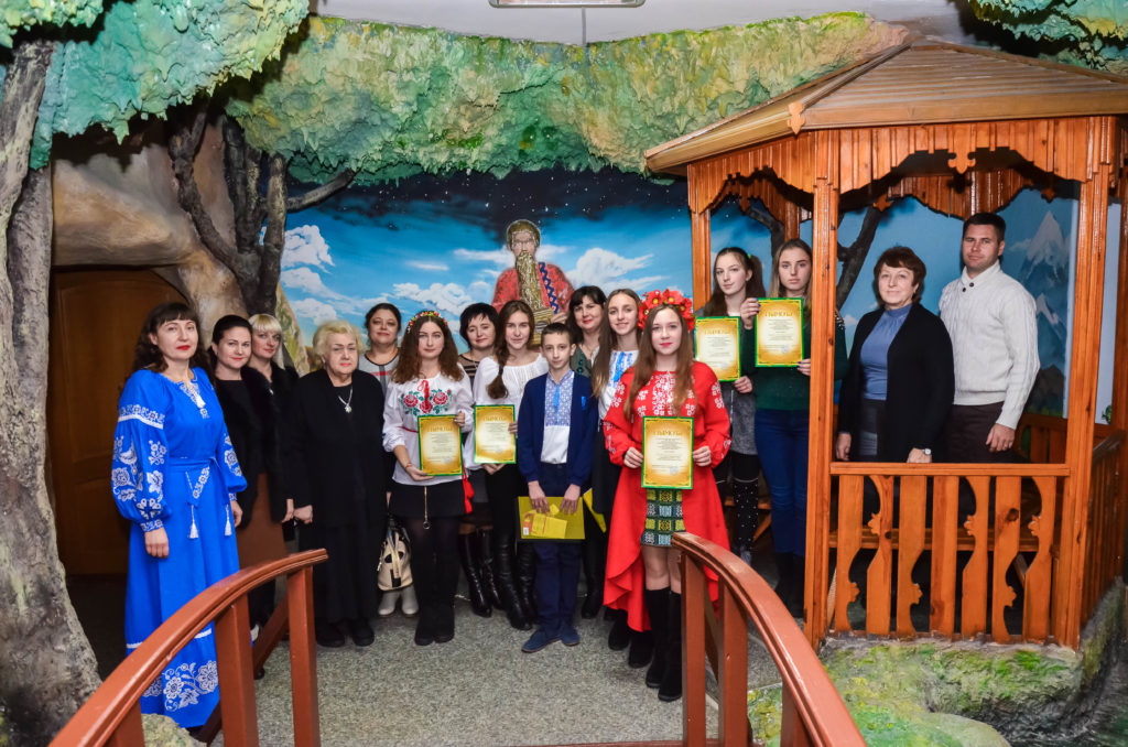 Регіональний конкурс з українознавства – справжнє свято душі