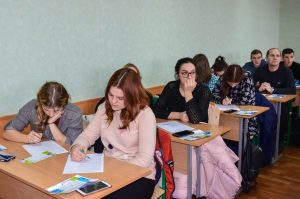 Семінар-тренінг із підготовки до ЗНО