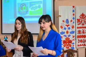 Як студенти-філологи презентували факультет у День відкритих дверей
