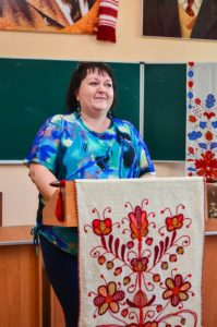 Зустріч з Софією Кримовською