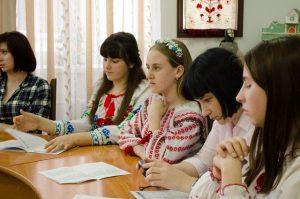 Конкурс читців-декламаторів поезії Тараса Шевченка