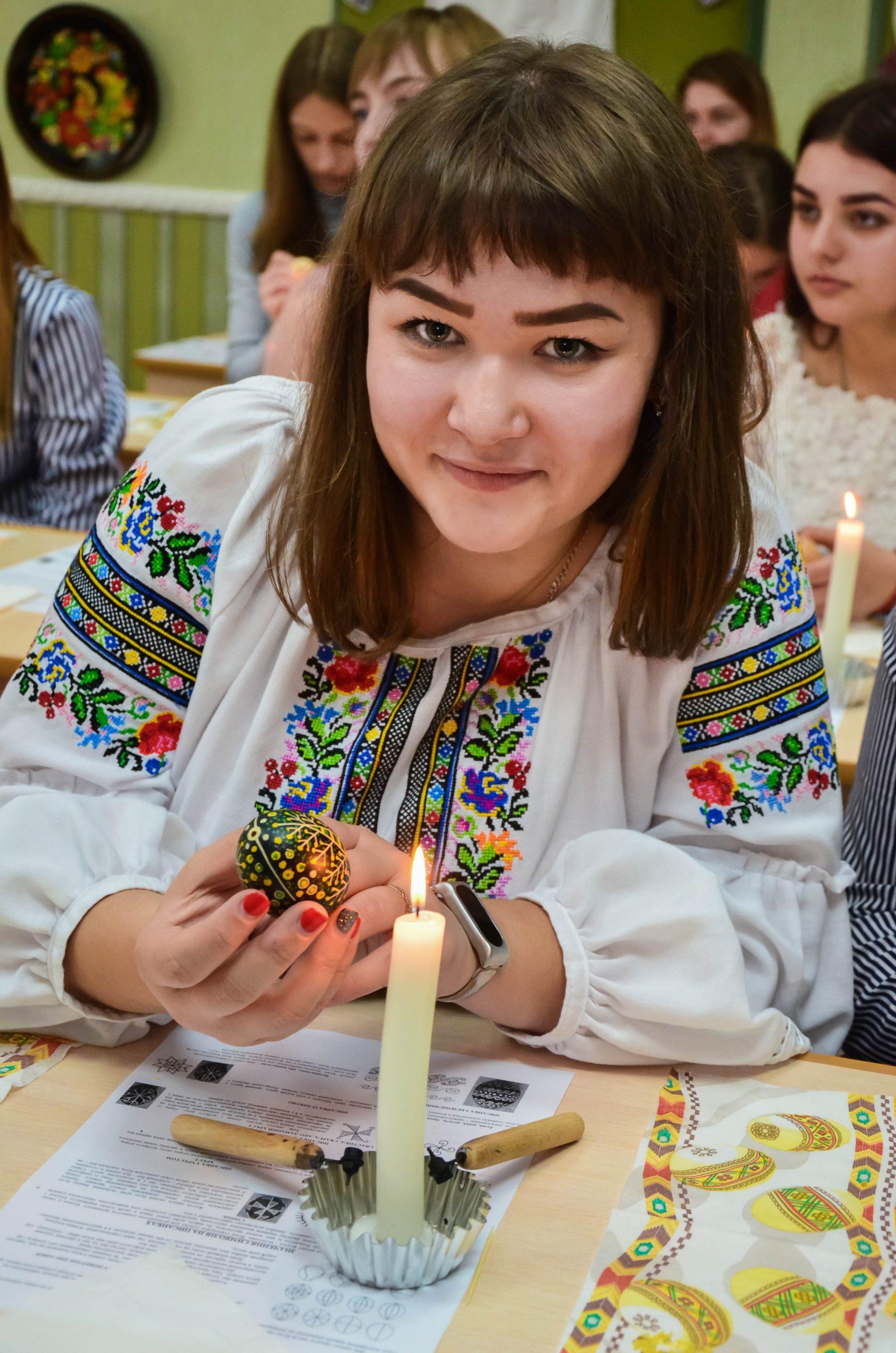 Традиції писанкування філологів-українолюбів