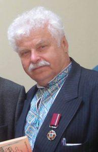 Творча зустріч з письменником  Олексою Сергійовичем Різниченком