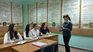 Підсумкове засідання студентської наукової проблемної групи