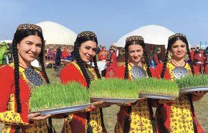 Новруз-Байрам – свято весни у Туркменістані