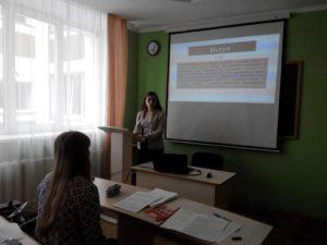 Захист самостійних робіт з методики навчання української мови