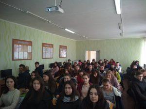 Тренінги з української мови для учнів уманських професійних ліцеїв