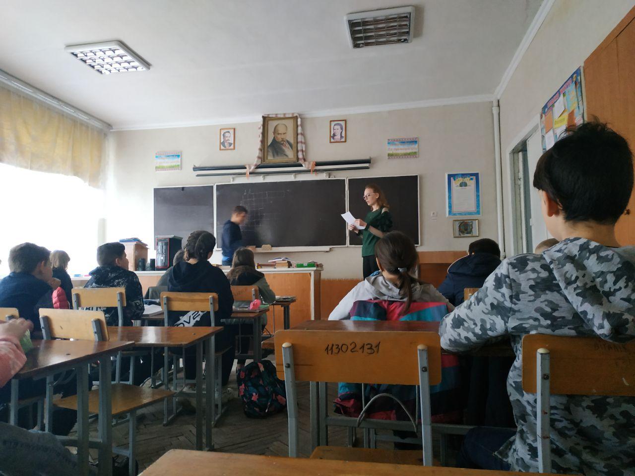 Перші кроки філологів до професійної майстерності вчителя