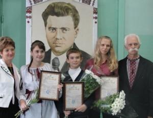 Вітаємо лауреатів премії імені Федора Мицика