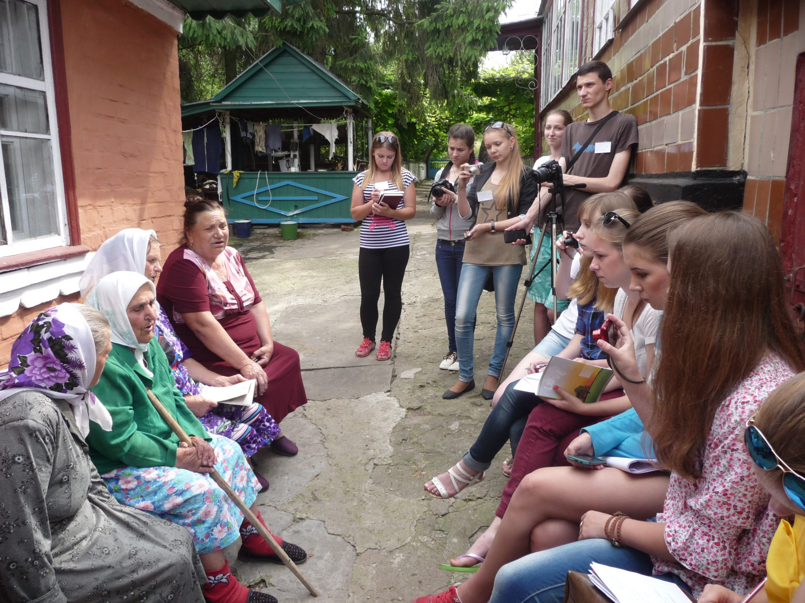 Фольклорна практика як основа національно-культурної ідентичності студентів-філологів