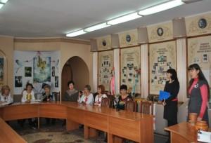 Міжрегіональний семінар-нарада  «Підготовка вчителя-словесника: проблеми і перспективи»