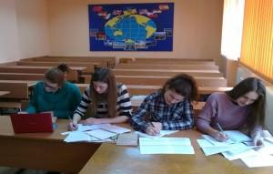 Наукова робота студентів