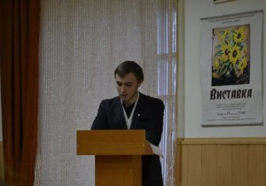 Євген Романчук ‒ призер конкурсу