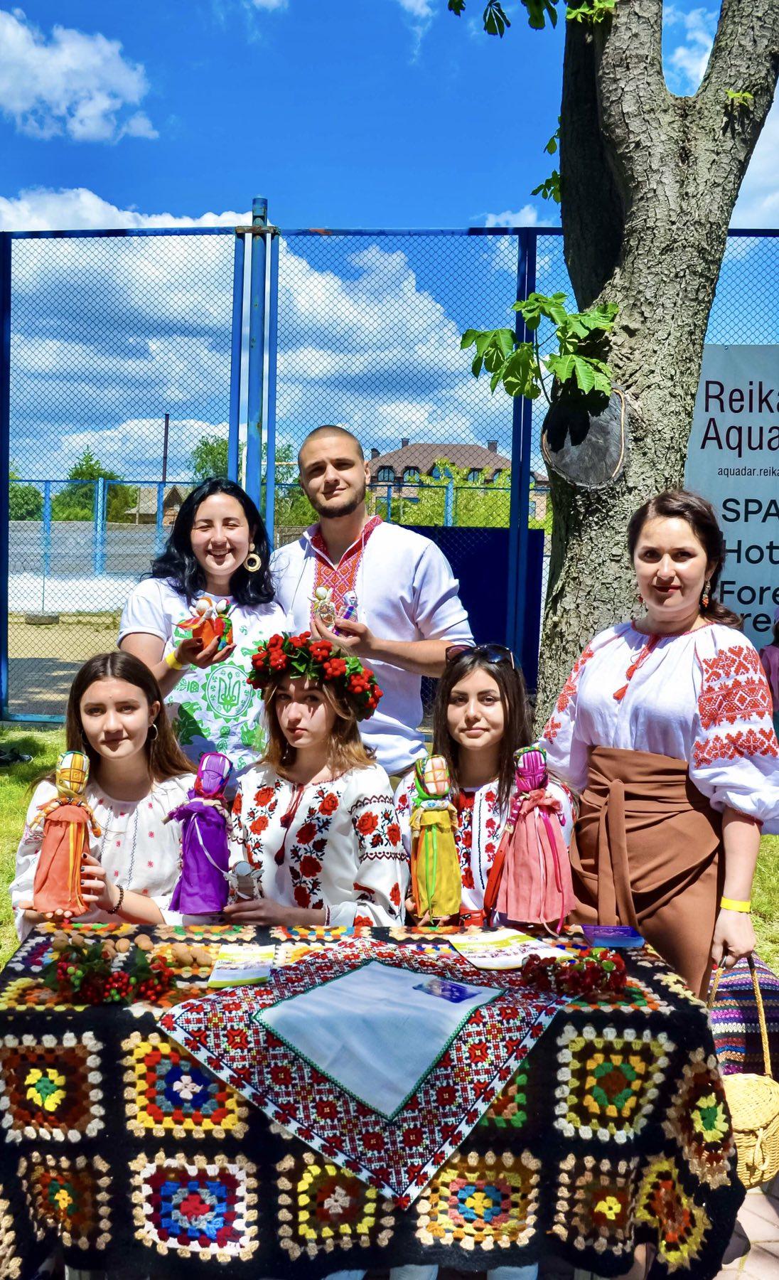 Українознавчі барви фестивалю HoliDay Fest Uman